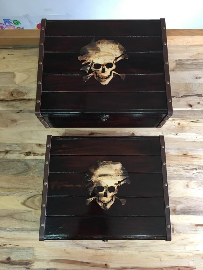 古典盒海盜箱 08